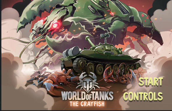 World of Tanks The Crayfish Free to Play game from the creators of World of Tanks