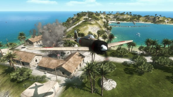 Battlefield 1943 pushed the boundaries of what to expect from the Xbox Live Arcade.