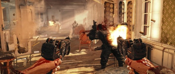 Wolfenstein: The New Order is all about the old-school.