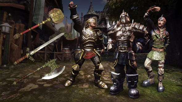 Armored Weapon and Outfit Pack - $2.99