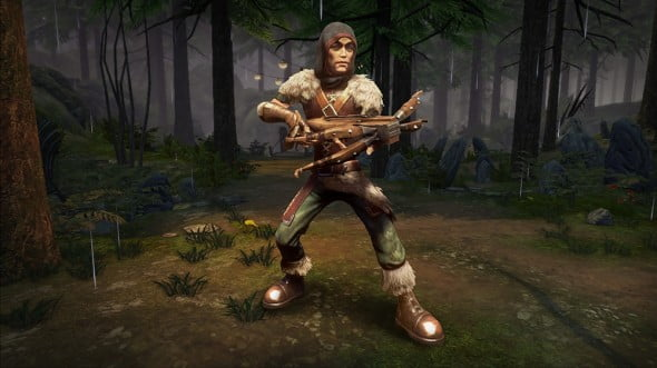 Ranger Weapon and Outfit Pack - $0.98