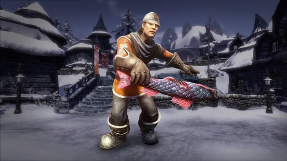 Guard Weapon and Outfit Pack - $0.98