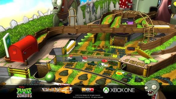 Pinball FX2 on Xbox One