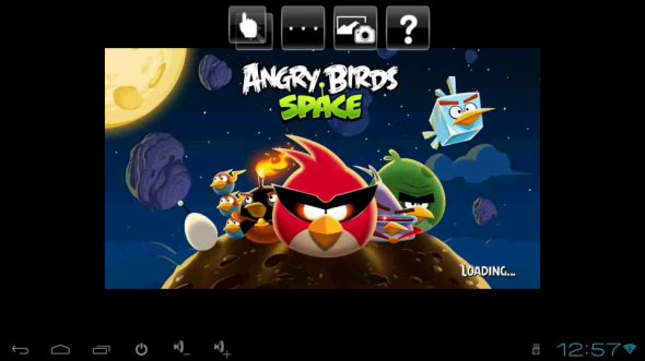 Angry Birds! Fun to play, fun to watch your friends fail!
