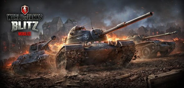 World of Tanks Blitze