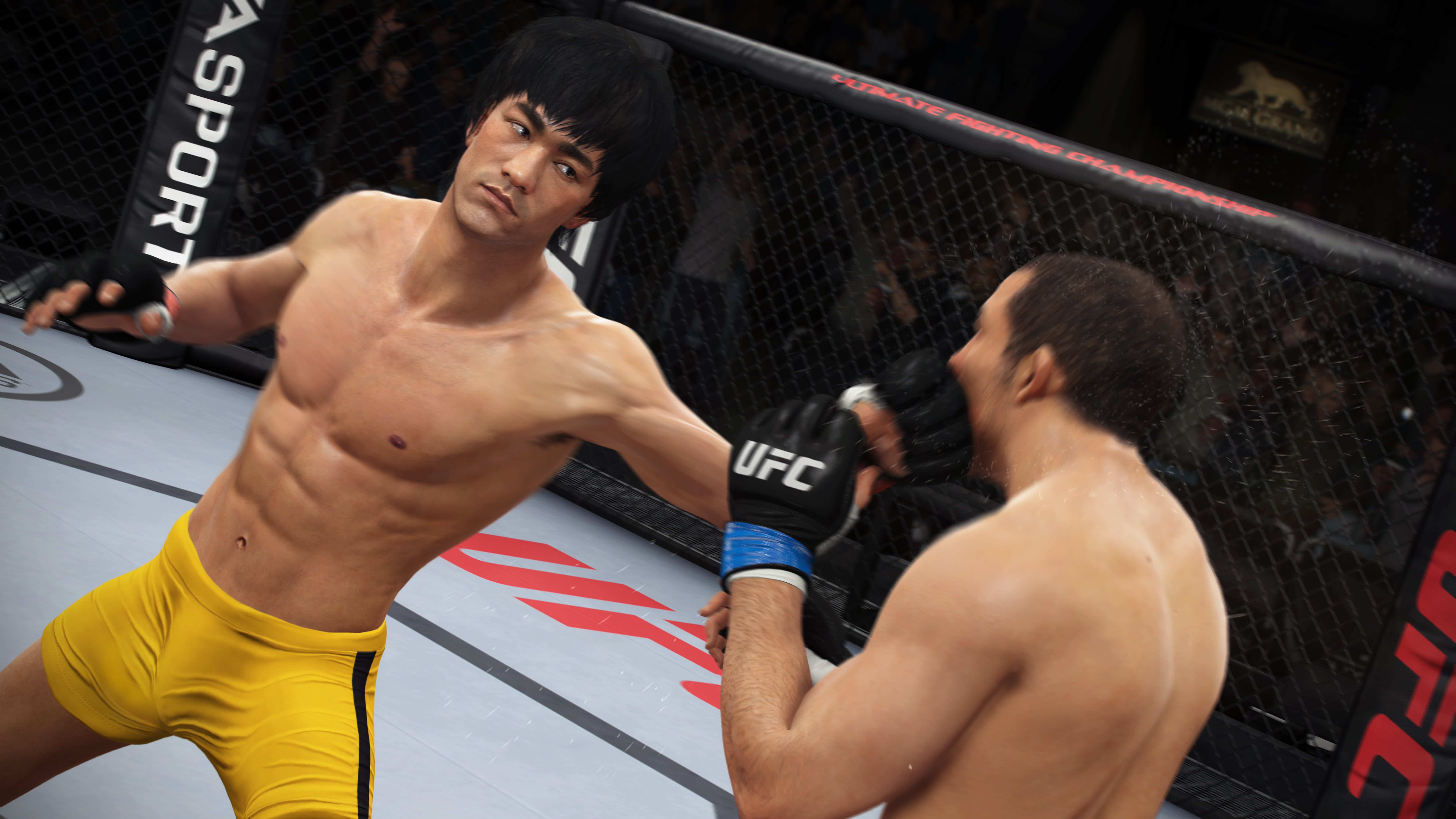 Photo of GIZORAMA Giveaway: EA SPORTS UFC's Bruce Lee & Royce Gracie