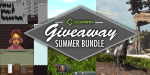 GIZORAMA Giveaway: Summer Game Bundle