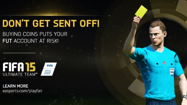 Photo of EA Throws the Red Card at FIFA 15 Cheaters