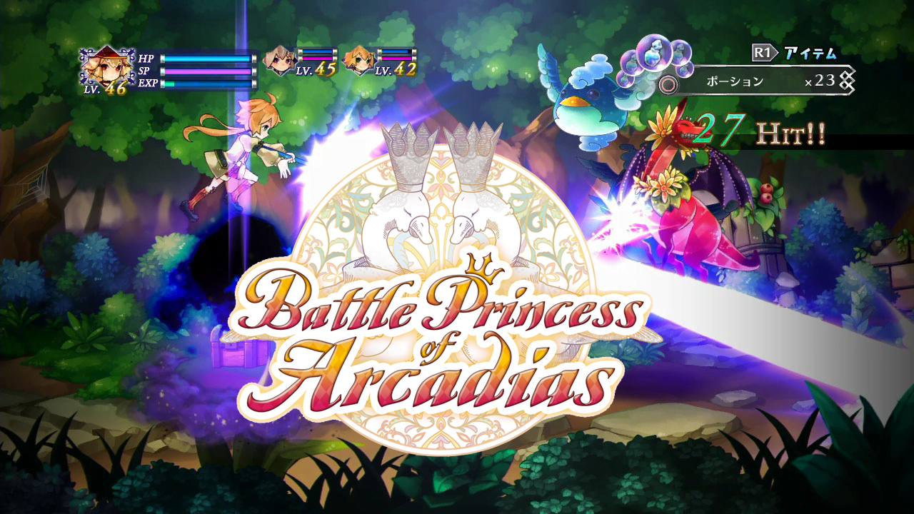 Photo of Battle Princess of Arcadias Review