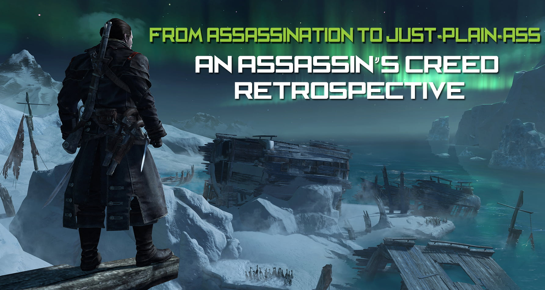 Photo of From Assassination to Just-Plain-Ass: An Assassin's Creed Retrospective
