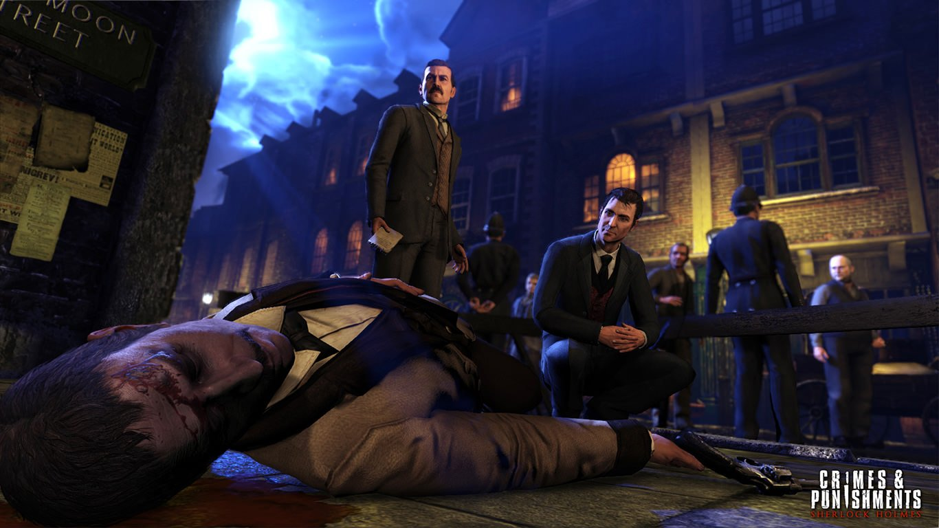 Photo of Sherlock Holmes: Crimes and Punishments Review: Their Crimes, Your Punishments