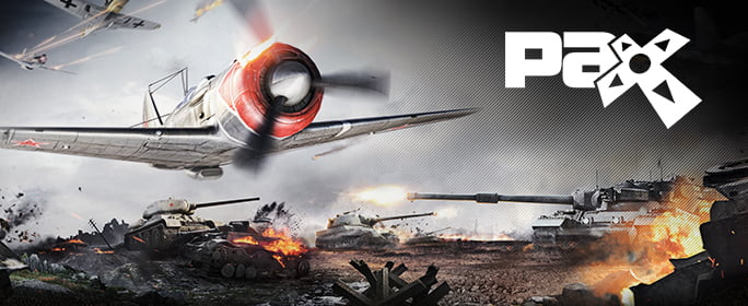 Photo of PAX 2014: Wargaming's Impressive Spread