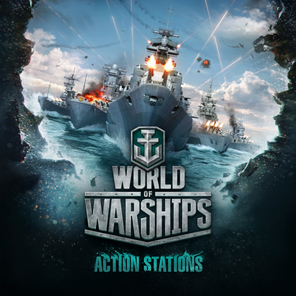 World of Warships looks like the most detailed and in depth game Wargaming has offered to date.