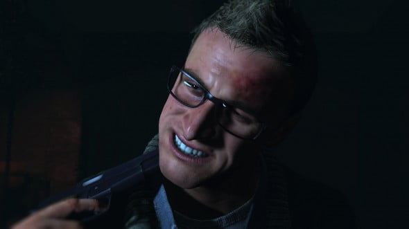 Even when Until Dawn gets dark, it's still pretty light-hearted and silly.