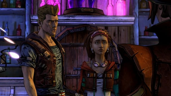 Tales from the Borderlands features some of the most memorable secondary characters in the series.