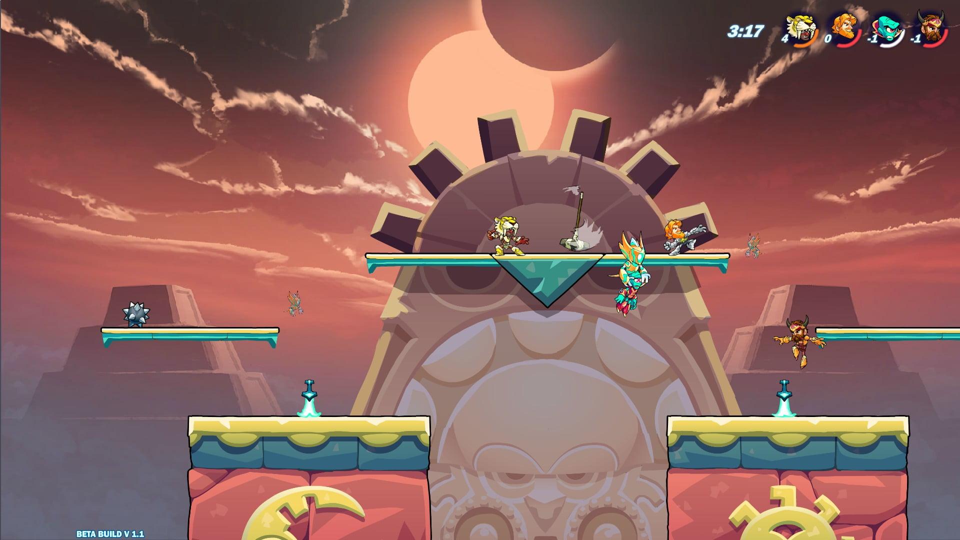 game temple run 1