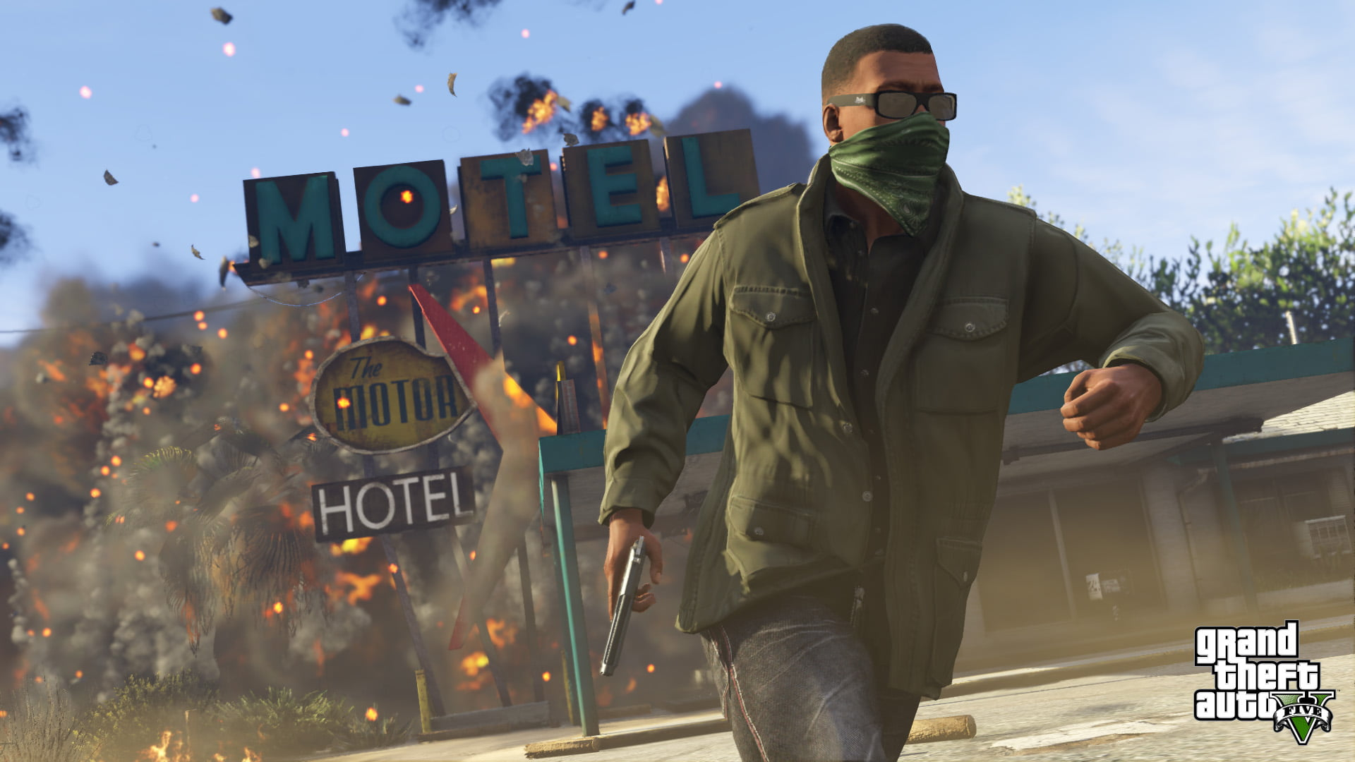 Photo of Grand Theft Auto V: The Official PlayStation 4 and Xbox One Launch Trailer