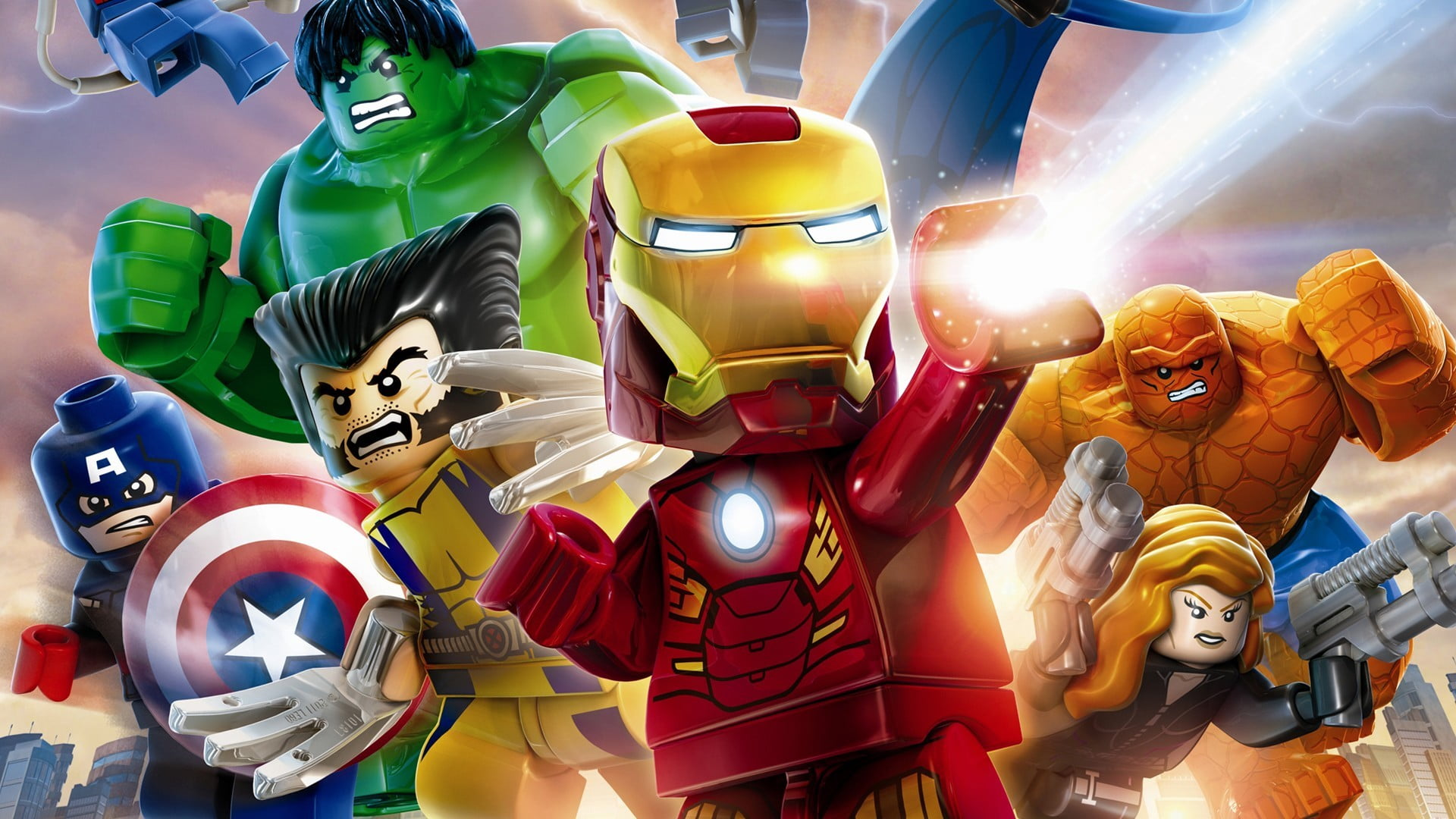 Avengers Disassembled: Where are All the Good Marvel Games ...