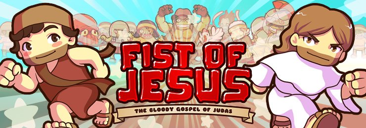 Photo of Fist of Jesus Review – Am I Going To Hell For This?