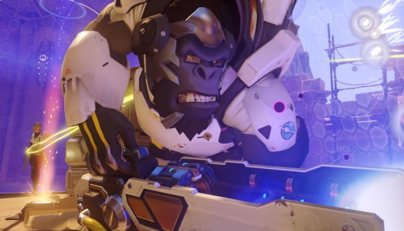 Blizzard Announces Overwatch at BlizzCon 2014