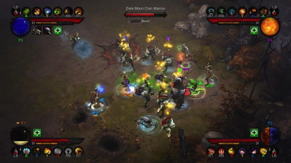 Diablo 3: Reaper of Souls  Ultimate Evil Edition is the most fun you can have with friends gathered around a TV in 2014.