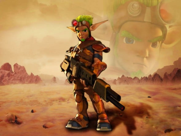 The Jak series would feel right at home on modern consoles.
