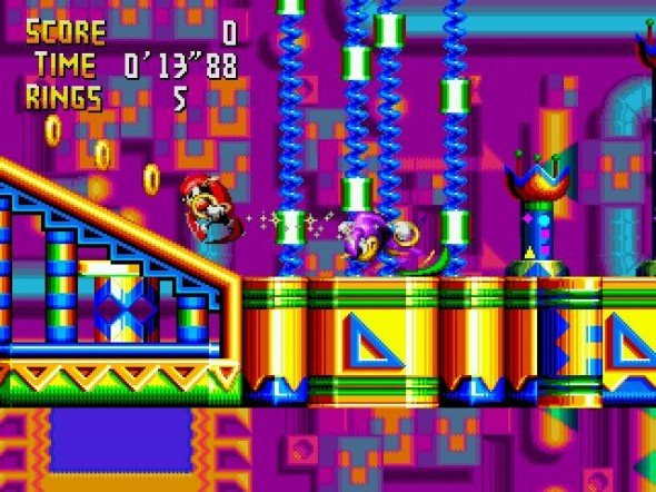 Was Knuckles Chaotix a fun game? Absolutely. Was it worth the price of a new system? Ask my dad, he's the one who bought it for me.