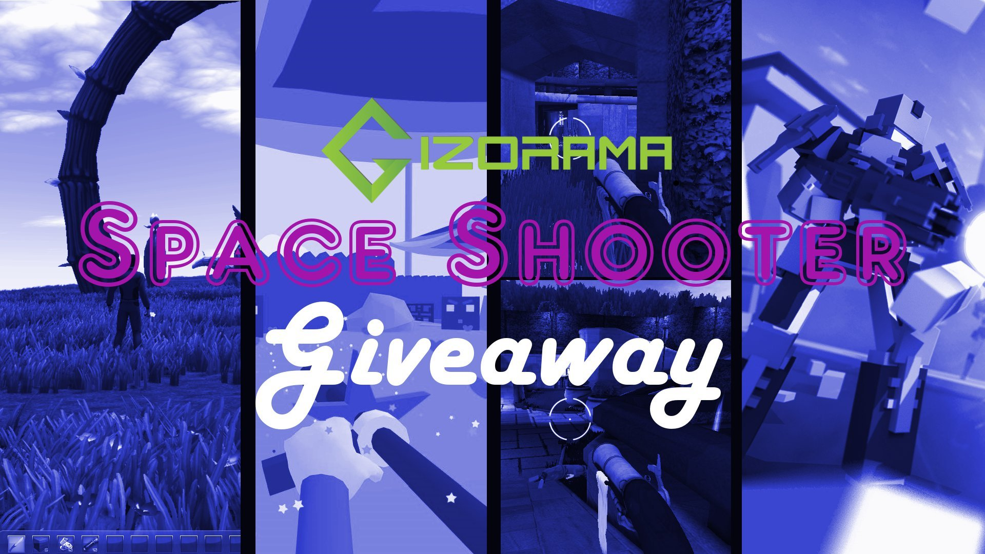Photo of GIZORAMA Space Shooter Giveaway