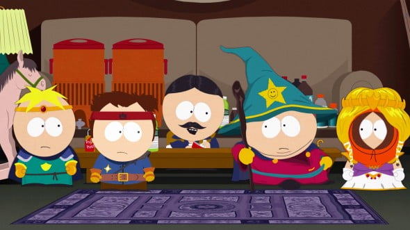 South Park: The Stick of Truth looks exactly like an episode of the TV show.