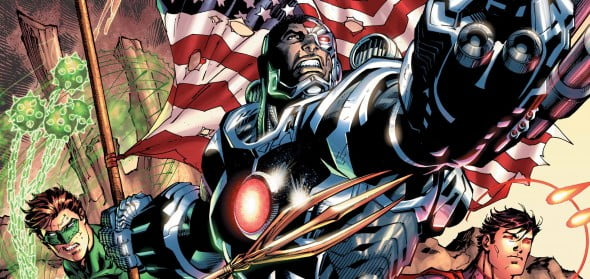 Forget G.I. Joe, Cybog is the REAL American hero.
