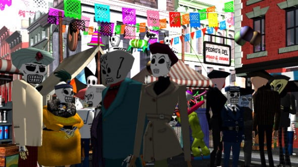 The Day of the Dead has never been so alive and vibrant!
