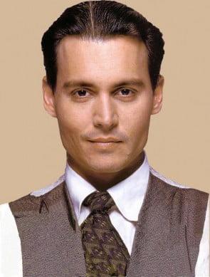Johnny-Depp-clean-cut