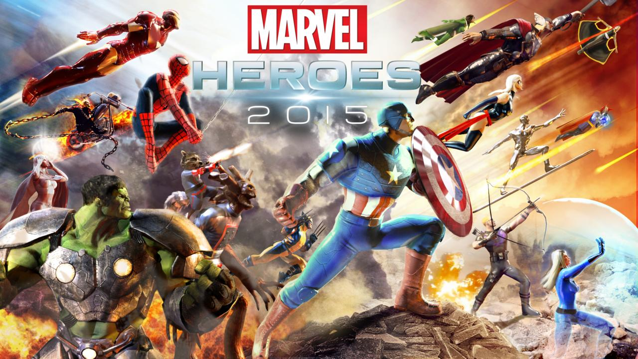 Photo of Marvel Heroes 2015 Review
