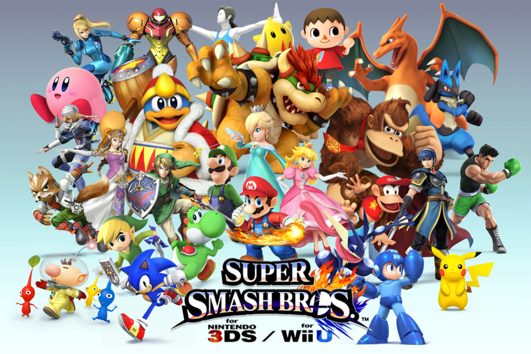 Photo of Nintendo To Sponsor Super Smash Bros. Tournament