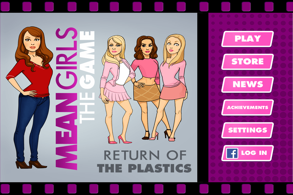 Photo of You Can't Sit With Us – Mean Girls: The Game Coming to iOS
