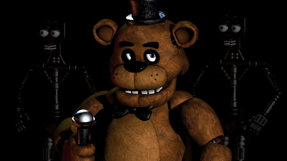 Photo of Five Nights At Freddy's 3 Teased