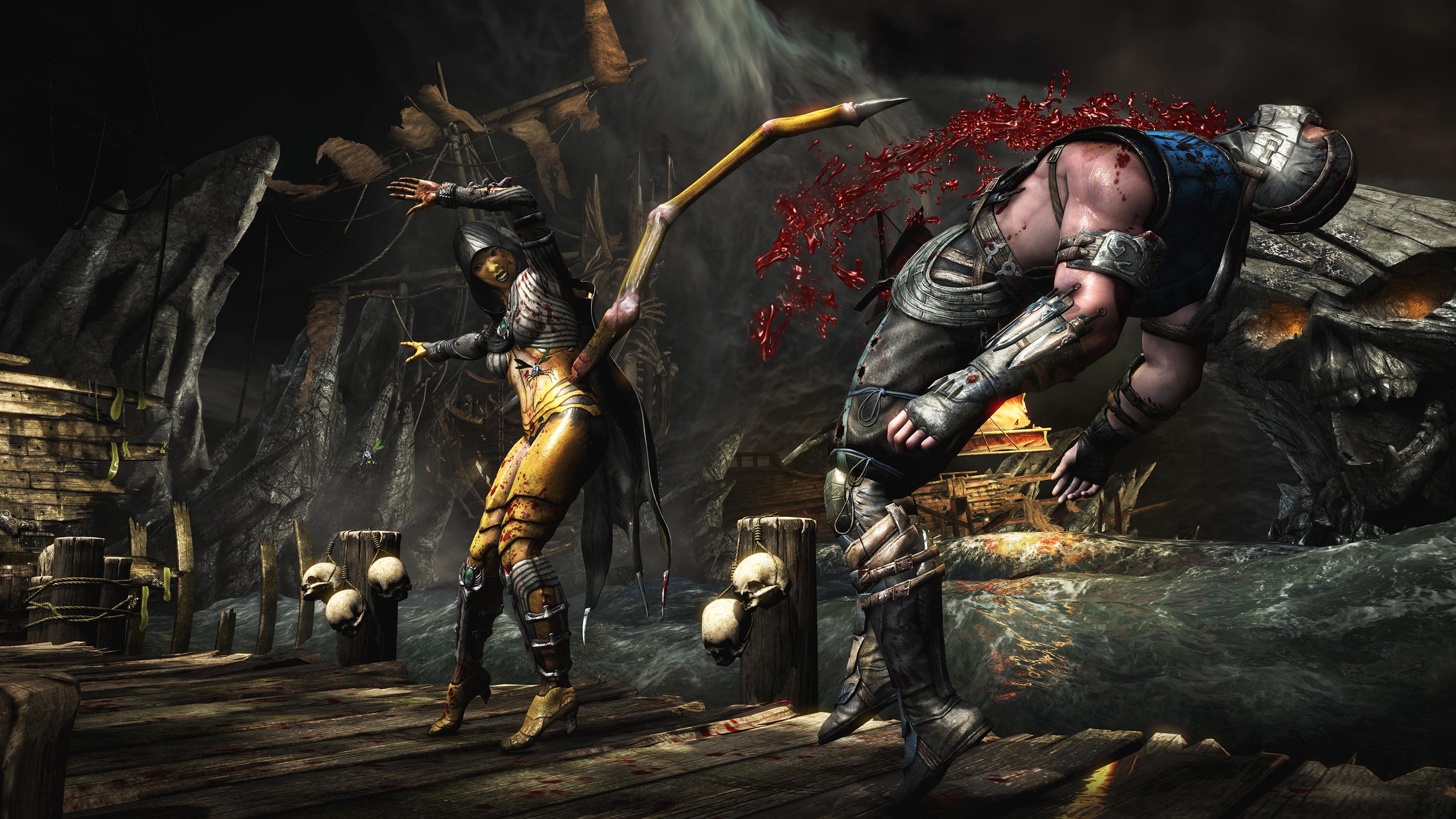Photo of New Mortal Kombat X Trailer Reveals 4 New Characters