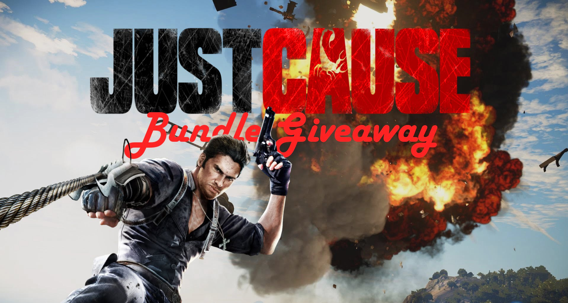 Photo of GIZORAMA Giveaway: Just Cause Collection