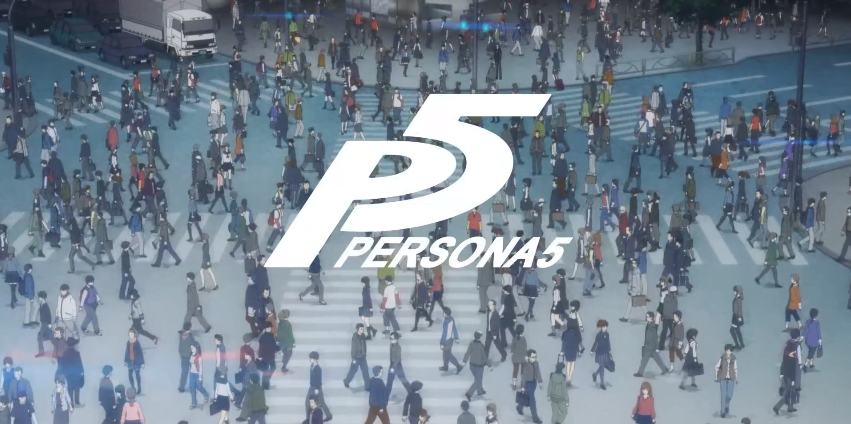 Photo of Persona 5 Trailer Released
