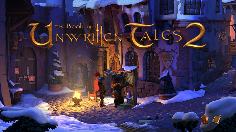 Photo of The Book of Unwritten Tales 2 Review