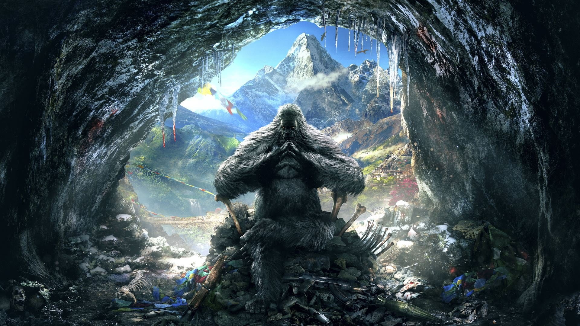 Photo of Yetis Coming to Far Cry 4 With New DLC