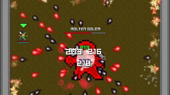 Randomized Boss Battles