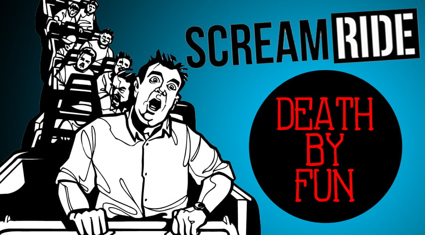 Photo of DEATH BY FUN | Let's Play Screamride