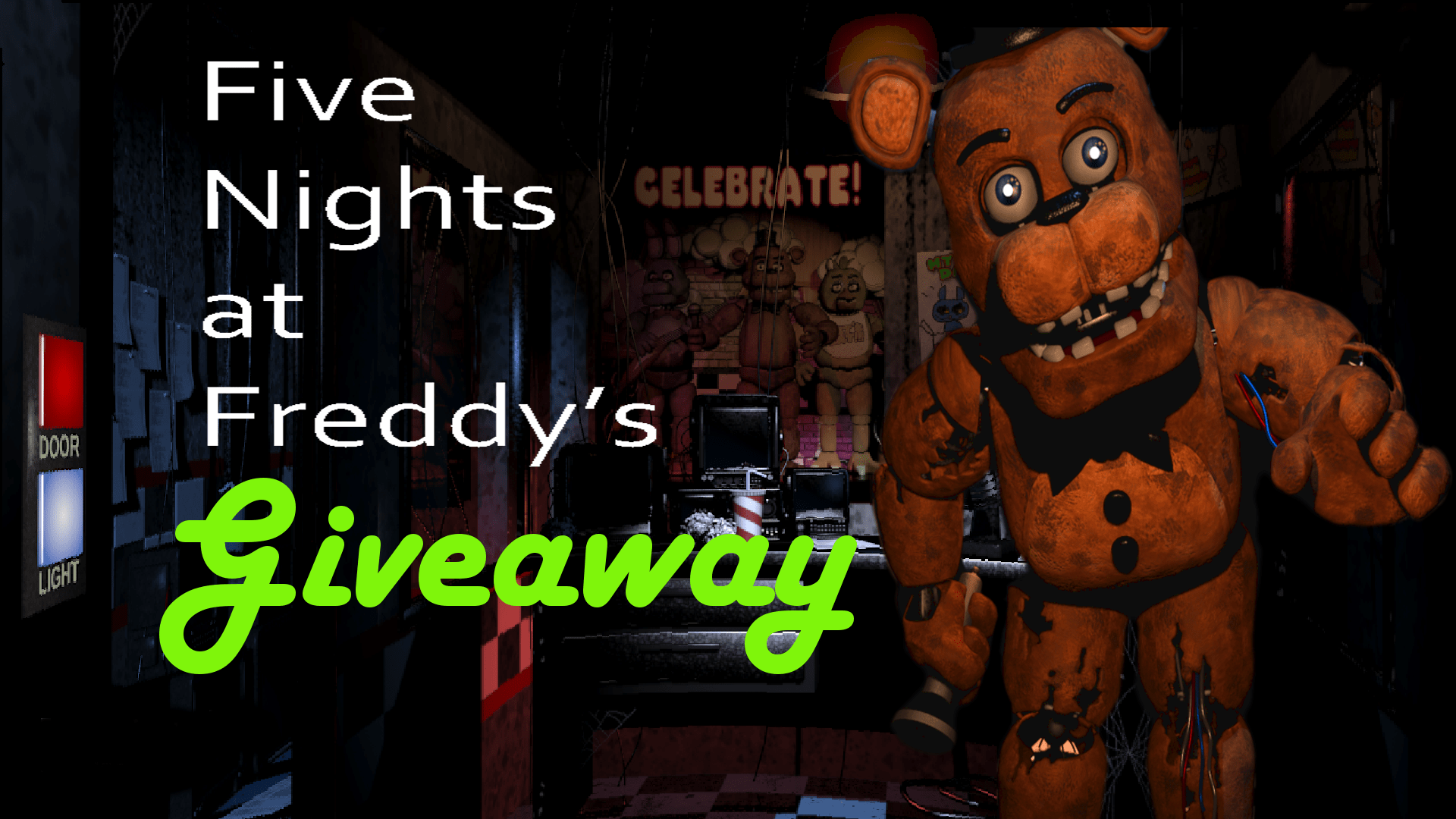 Photo of GIZORAMA Giveaway: Five Nights At Freddy's