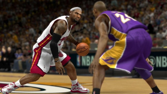 The NBA 2K series is routinely one of the year's hottest sellers.