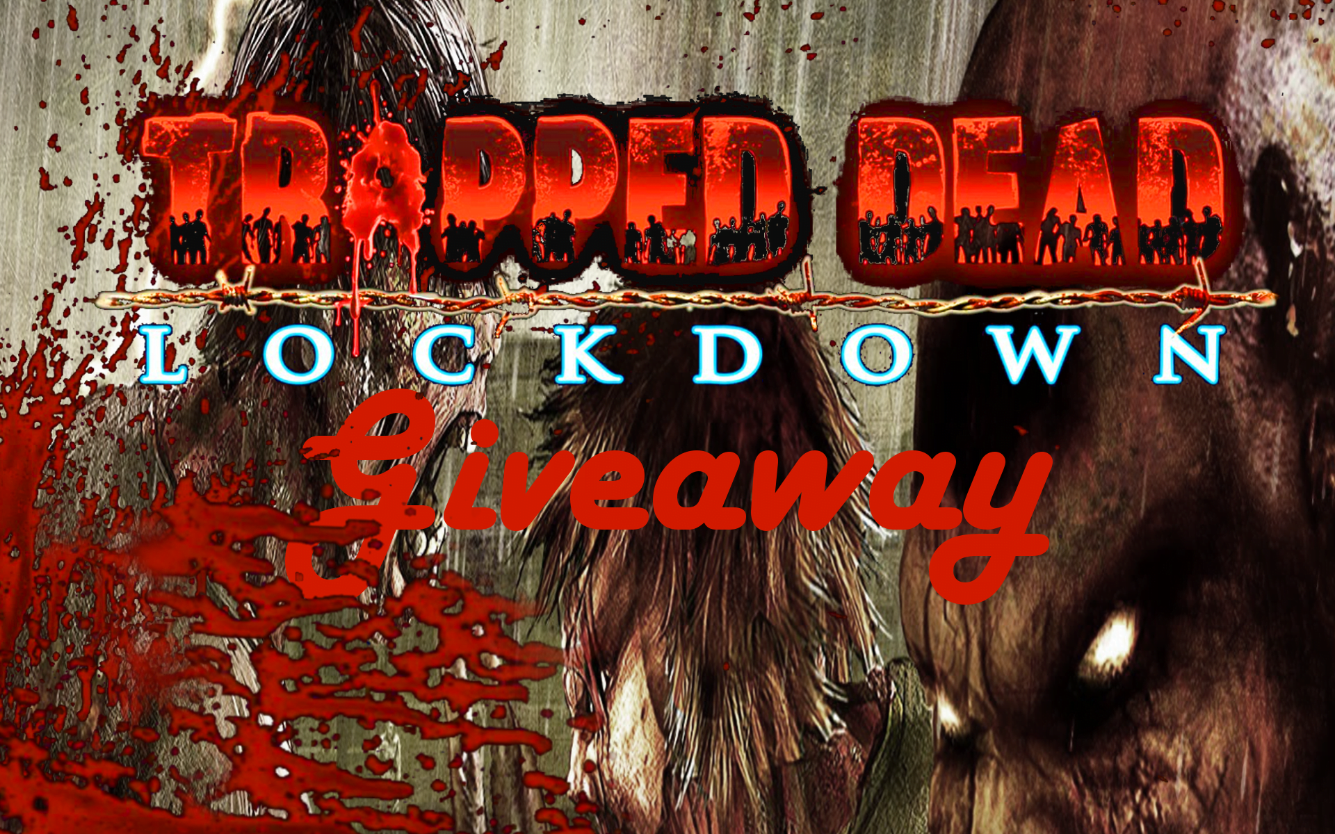 Photo of GIZORAMA Giveaway: Trapped Dead: Lockdown
