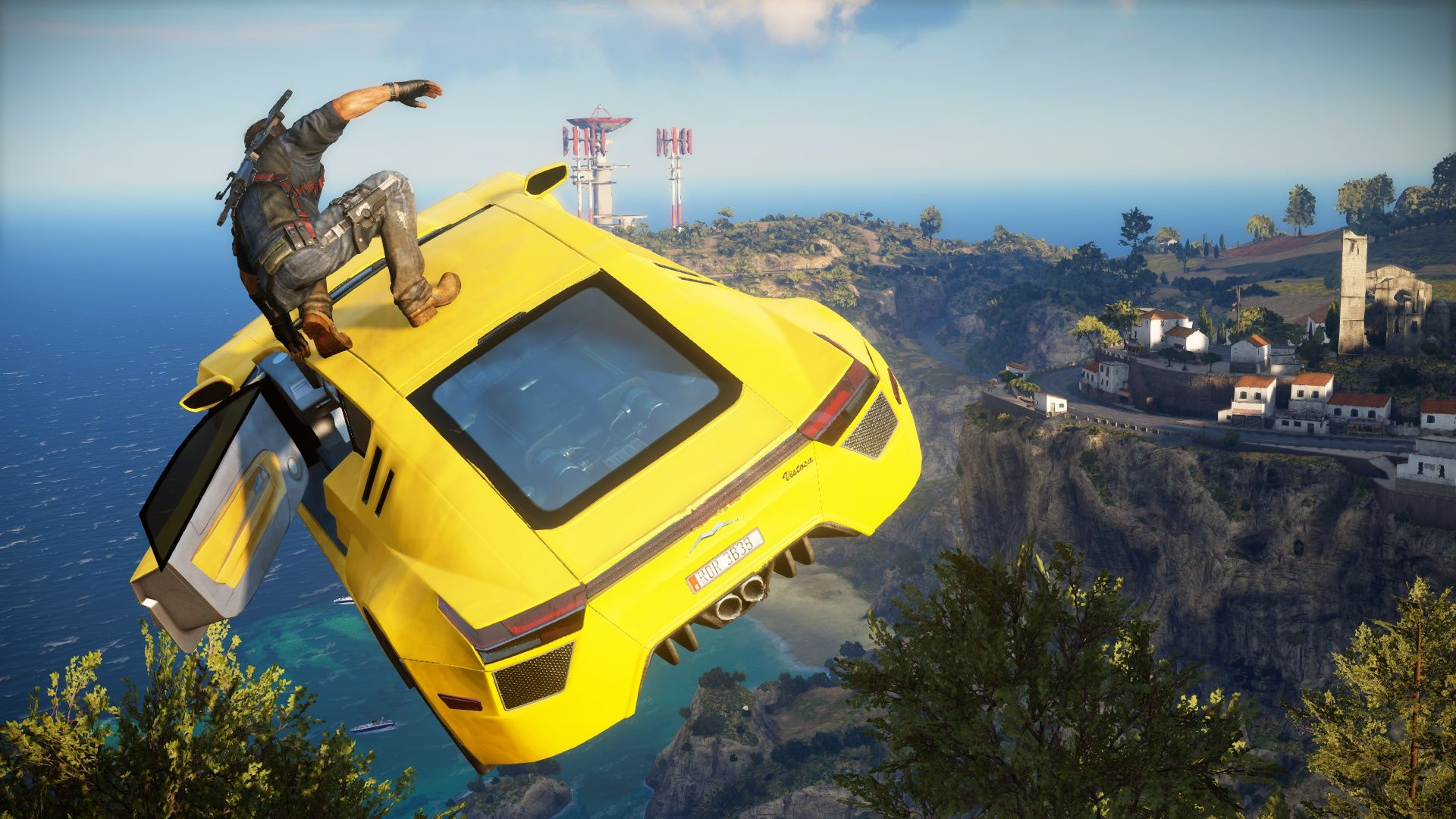 Photo of Fans Vote For Just Cause 3's Collector Edition Items