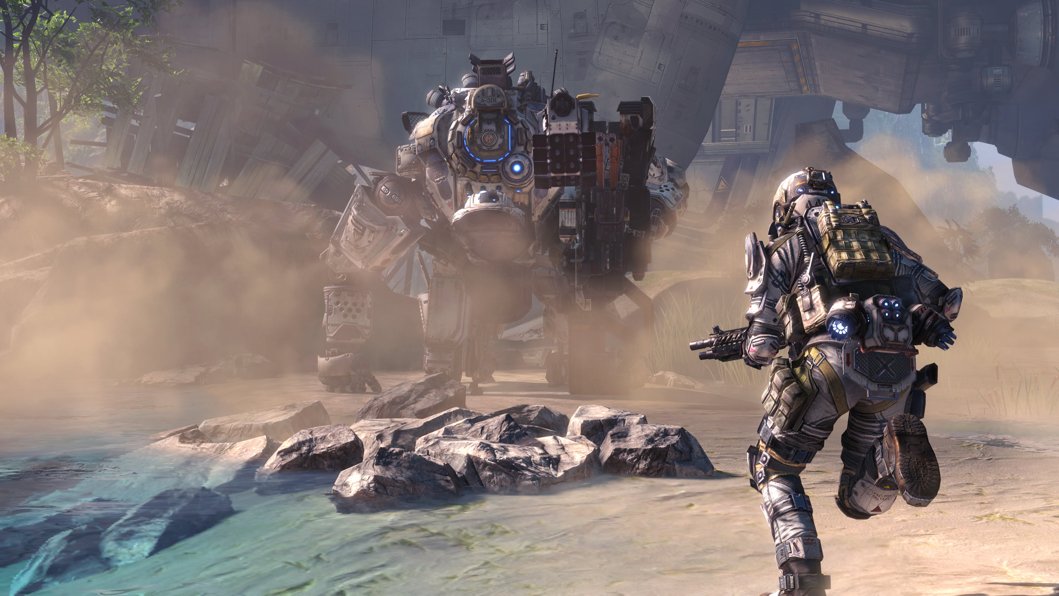 Photo of Titanfall 2 Announced for PS4, Xbox One and PC