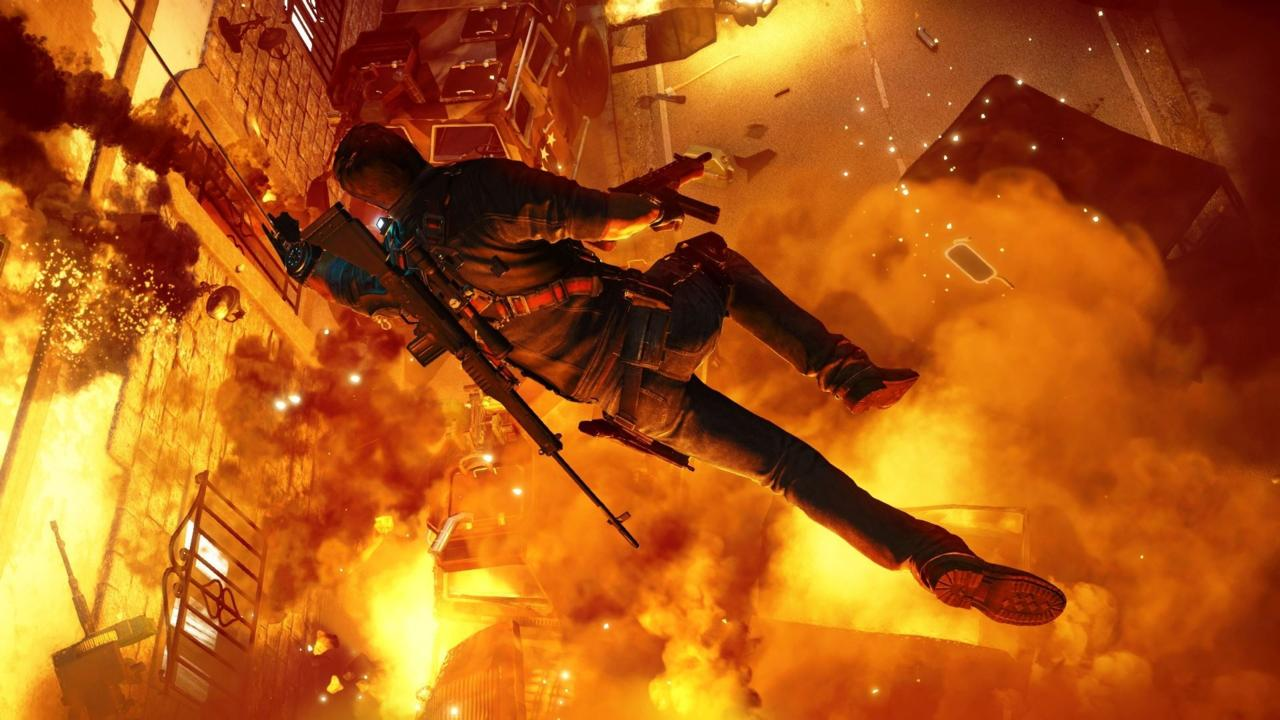 Photo of Just Cause 3 Gameplay Trailer Revealed
