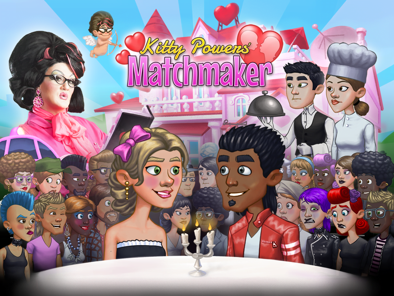 Photo of Sweet, Sweet Lovin – Kitty Powers' Matchmaker Review
